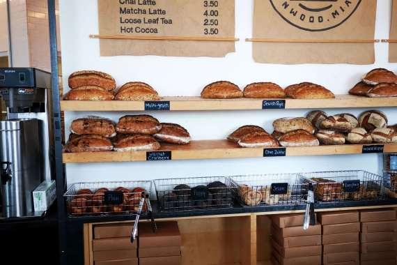 sourdough bakery